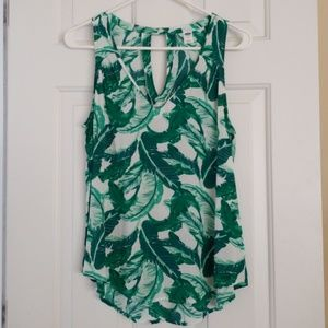 [NEW LISTING] Old Navy Tropical Print Top
